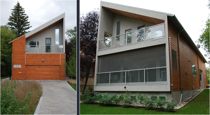 Contemporary Infill