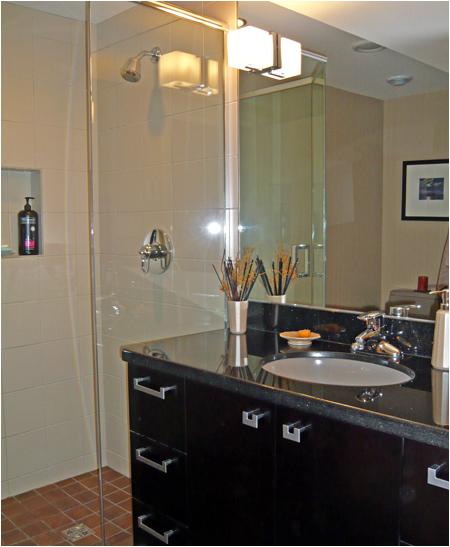 Winnipeg Bathroom Vanities: Modern Home Renovations-Winnipeg Sakiyama Construction Ltd